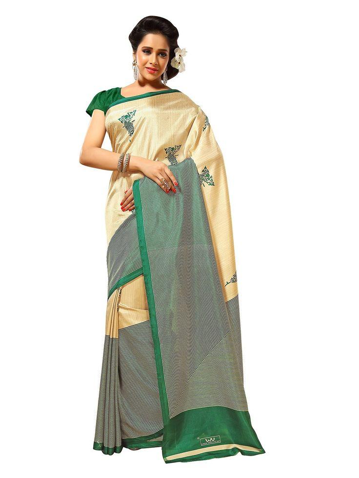 Samskruti Sarees Exclusive Women's Fancy Printed Crape Silk Saree(1026): Amazon : Clothing & Accessories  http://www.amazon.in/gp/product/B018B50AIW/ref=as_li_tl?ie=UTF8&camp=3626&creative=24822&creativeASIN=B018B50AIW&linkCode=as2&tag=onlishopind05-21