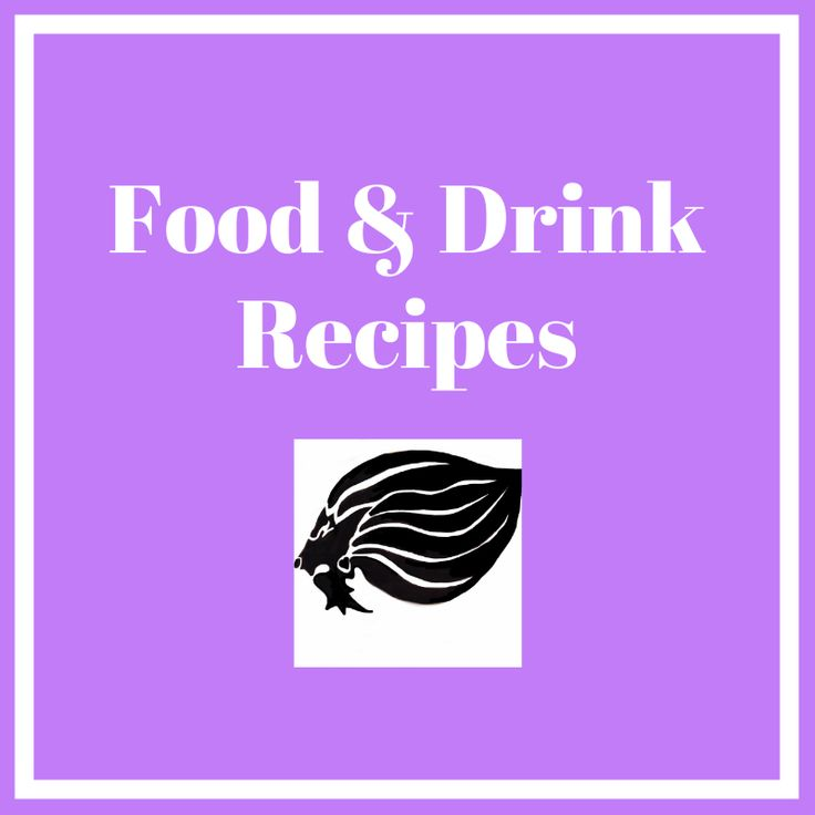 Food & Drink Recipes - cover
