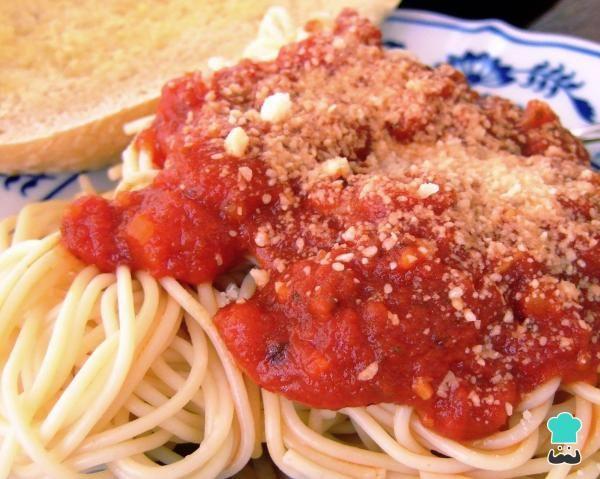 Receita de Macarronada italiana | Recipe | comida caseira in 2019
