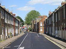 Jericho, Oxford