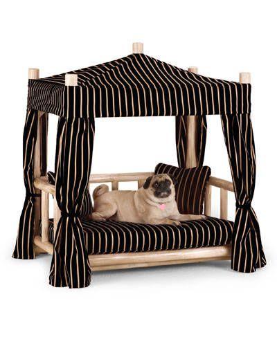Luxury Dog Bed.