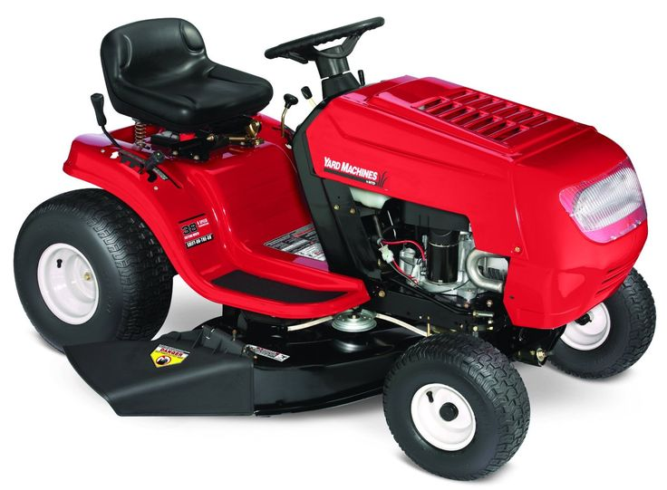The 38 inch Yard Machines mower can handle much larger lawns and has many additional features you would expect to find on a much more expensive lawn mower. Description from cheap-used-riding-lawn-mowers-4927.kuxnya.biz. I searched for this on bing.com/images