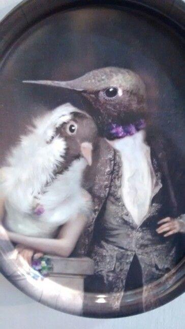 #birdhead #quirky #renaissance #painting