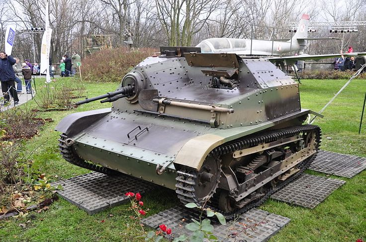Tankette (1934)Poland – About 300 built Origins The TK3 and TKS tankettes were the bulk of the Polish armored forces when war broke in September 1939. They were lightweight fast scout tanks. They were developed after a military delegation was invited at Rembertow (near Warsaw) to see the latest Vickers-Armstrong Carden-Loyd Mk. IV [...]