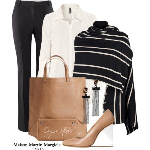Chic Style Outfits 2012 - Maison Martin Margiela with H&M