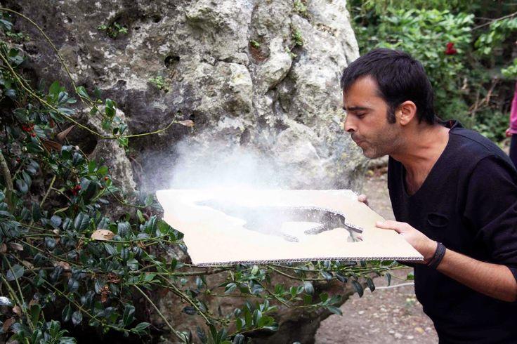 La Gioconda Errante: Conversazione con Marcello Scalas/ artista e desig...