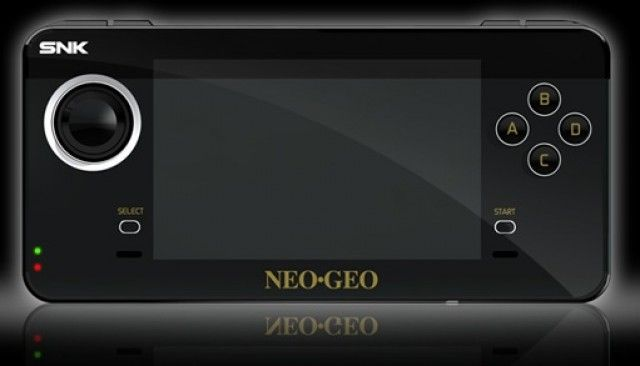 THe Neo Geo X: A portable Neo Geo, to play classics like Metal Slug, King of Fighters '94, and Samurai Showdown. Awesome? We think so.