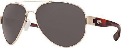 Costa South Point Polarized Sunglasses - Costa 580 Glass Lens