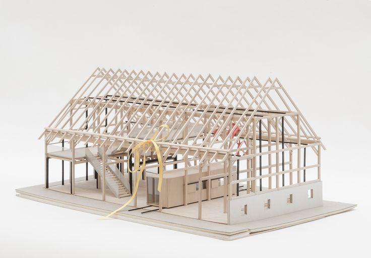 Umnutzung eines historischen bundwerkstadels masterarbeit for Masterarbeit architektur