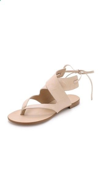 Sandals Summer Splendid Camdyn Flat Sandals - There is nothing more comfortable and cool to wear on your feet during the heat season than some flat sandals.