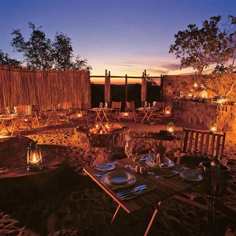 Nungubane Lodge Nungubane is located in the picturesque Waterberg region of South Africa.The rooms are spacious and tastefully decorated. Guests can relax at the pool enjoying the magnificent view, and spot the Big 5 on game drives.