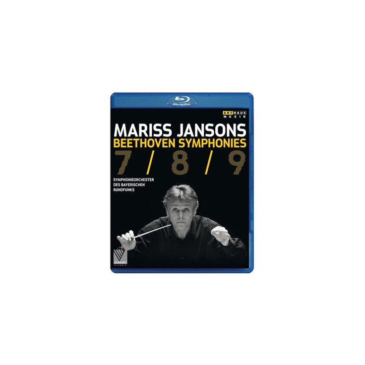 Mariss Jansons/Symphonieorchester des Bayerischen Rundfunks: Beethoven - Symphonies 7/8/9