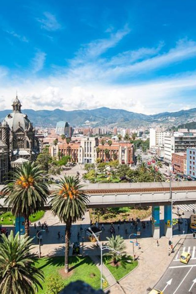 Medellin -Colombia -