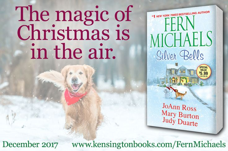 These four captivating tales will make your holidays merry and bright!