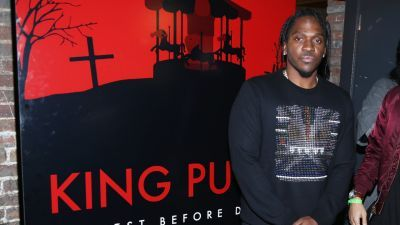 Pusha T Gives An Early Screening of his 'King Push' Film
