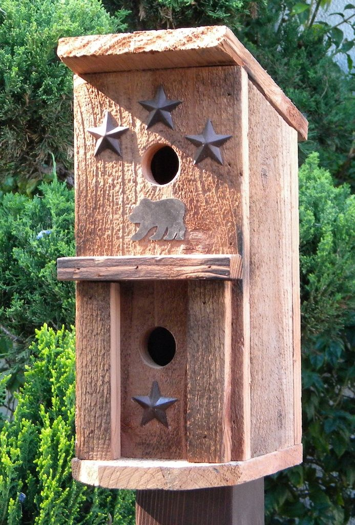 16 Best Images About Birdhouses On Pinterest Bird Feeders Homemade And Bird Houses