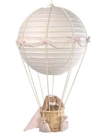 Air balloon centerpiece