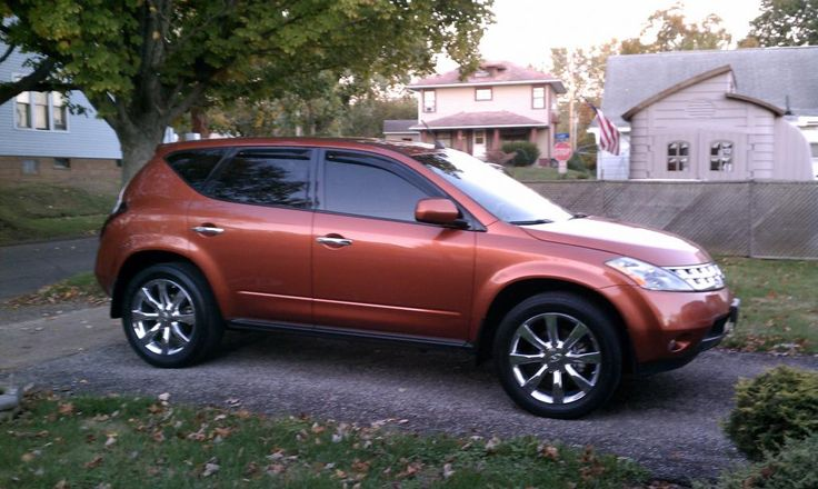 2007 Nissan Murano 20 Inch Rims Find the Classic Rims of Your Dreams - www.allcarwheels.com