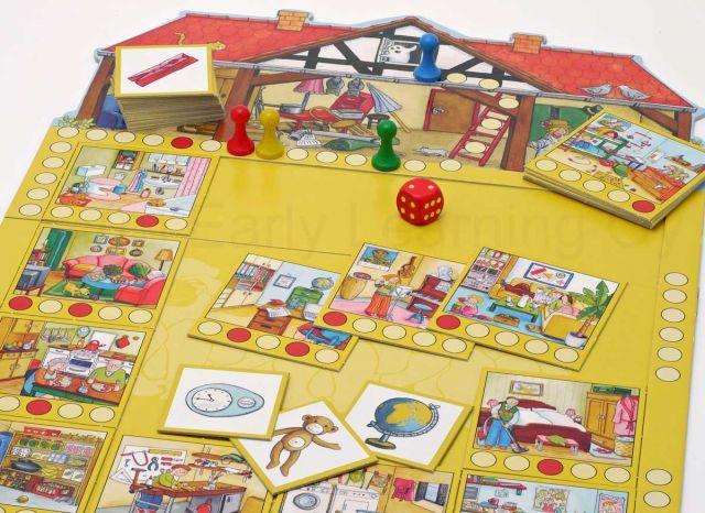 Spielhaus talopeli
