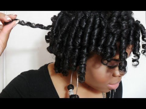 Flexi Rod set Add me on FACEBOOK: www.facebook.com/… How to get curly hair usi…