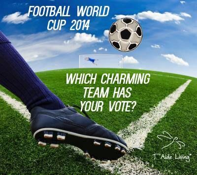 Football wolrd cup, which charming team has your vote?