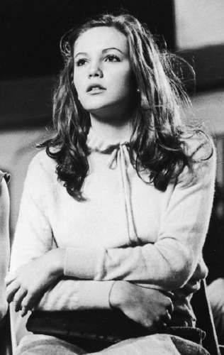 I can remember thinking Diane Lane was the most beautiful girl in the world when I saw The Outsiders. She will always be a favorite.