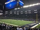 #Ticket  4 Tickets  Dallas Cowboys vs Cincinnati Bengals  NFL  10/09  Sec 127 Row 20 #deals_us