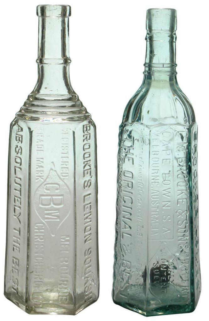 Dating old bottles in Australia