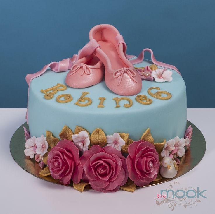 ballerina cake | Ballet cake — Children's Birthday Cakes
