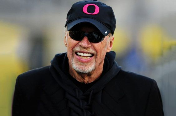 The Nike-Amazon Deal Announcement Results In Phil Knight's Net Worth Increasing By $1.9 Billion