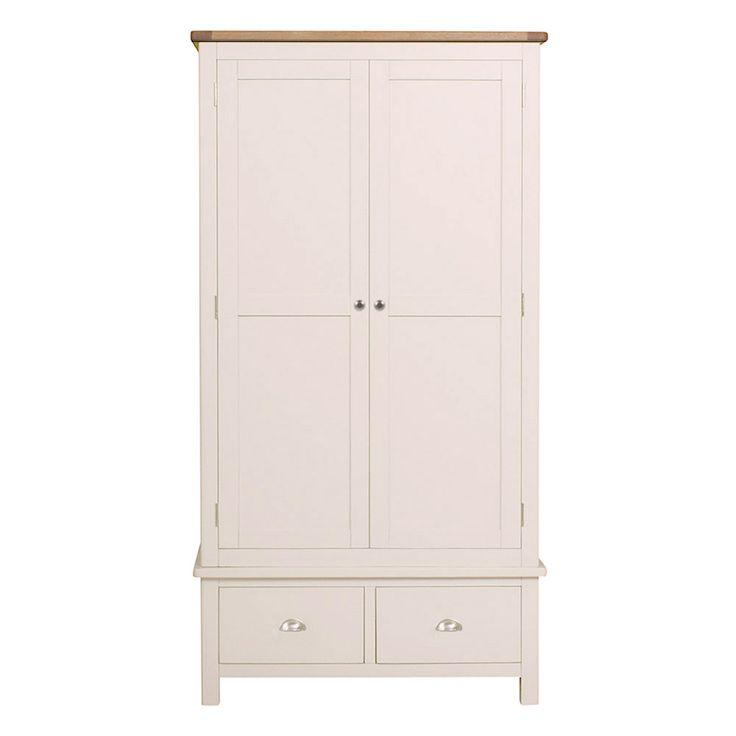 Eskdale - 2 Door 2 Drawer Wardrobe | Bedroom Ranges | Smart Shop