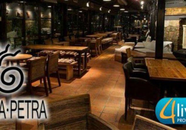Η 4live Production συνεργάζεται με το Terra Petra στη Πετρούπολη! Η νέα μουσική πρόταση στα Δυτικά προάστια, κάνει εντυπωσιακό Grand Opening