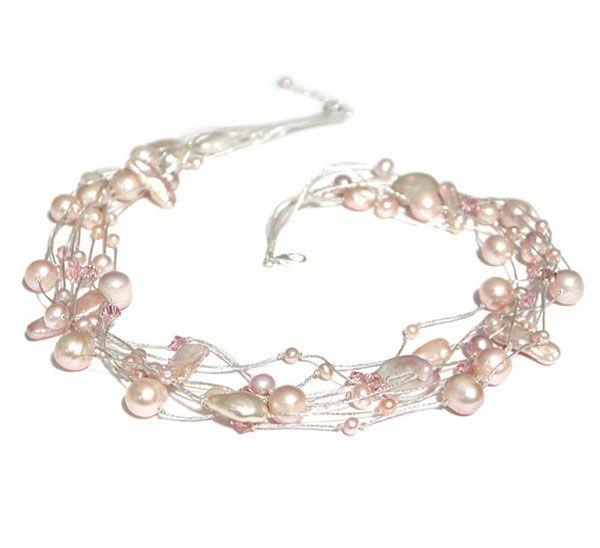 Rose pearls