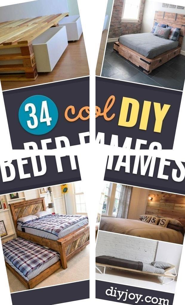 Diy Bedroom Furniture Plans Free Diy Projects Vintage