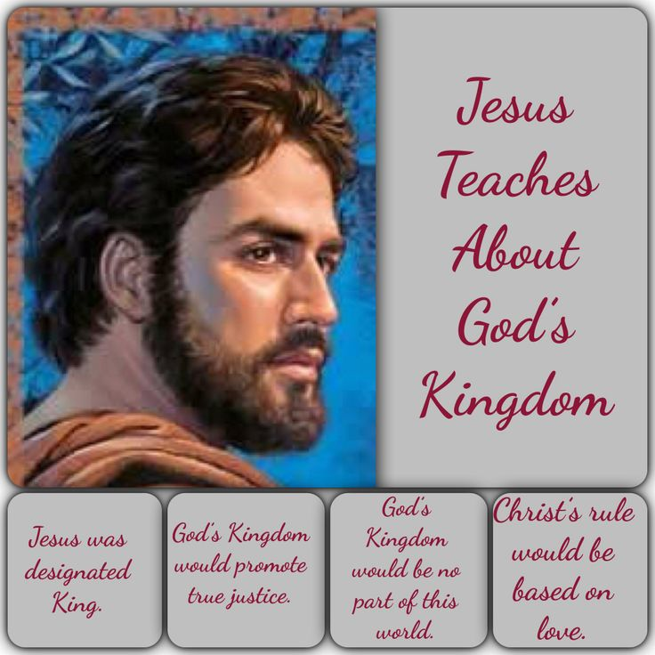 To learn more about God's Kingdom, please visit JW.org. It has the Bible online to read, listen or download. It's available in 300+ languages. ASL & other sign languages included.