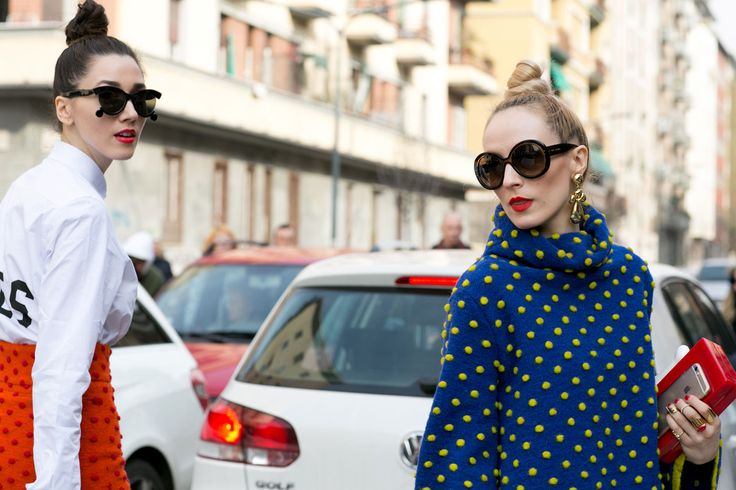 The Best of Milan Fashion Week Street Style 2015 | Day 3 | The Imprint