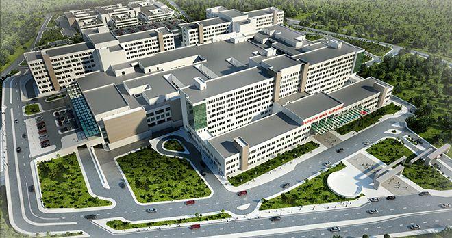 """Isparta, Eskişehir ve Tekirdağ Şehir Hastanelerinin yatırımcısı Akfen İnşaat'ın, Eskişehir Şehir Hastanesi """"En İyi Sağlık Projesi"""" seçildi."""