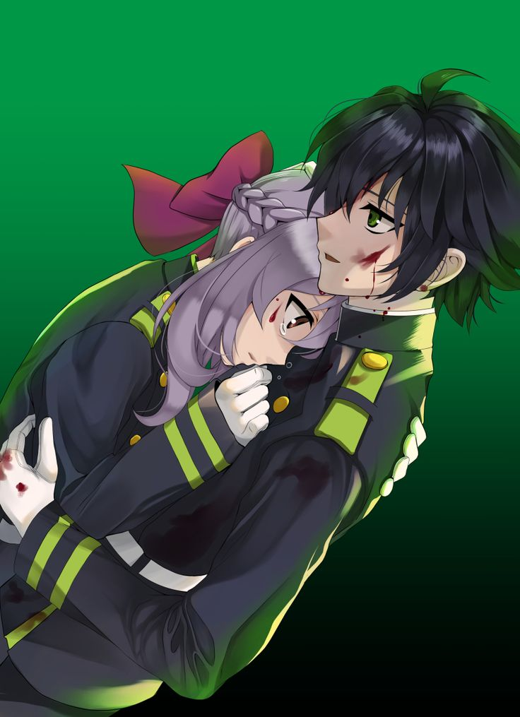 Although I ship Mikayuu this is cute too I guess.... ;)
