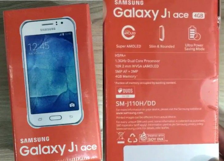 One of the most successful mid-range phones launched by Samsung in 2014 is getting ready for an upgrade!  Check out the first details about the Galaxy J1 Ace