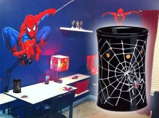 Perfect For My Spider Man Room Scentsy Warmer Of The Month For Sept