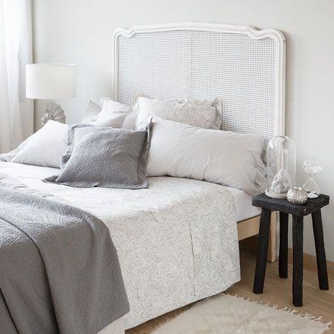 KATOENEN LAKENS EN SLOPEN MET PRINT - Lakens en Hoezen - Bed | Zara Home Netherlands