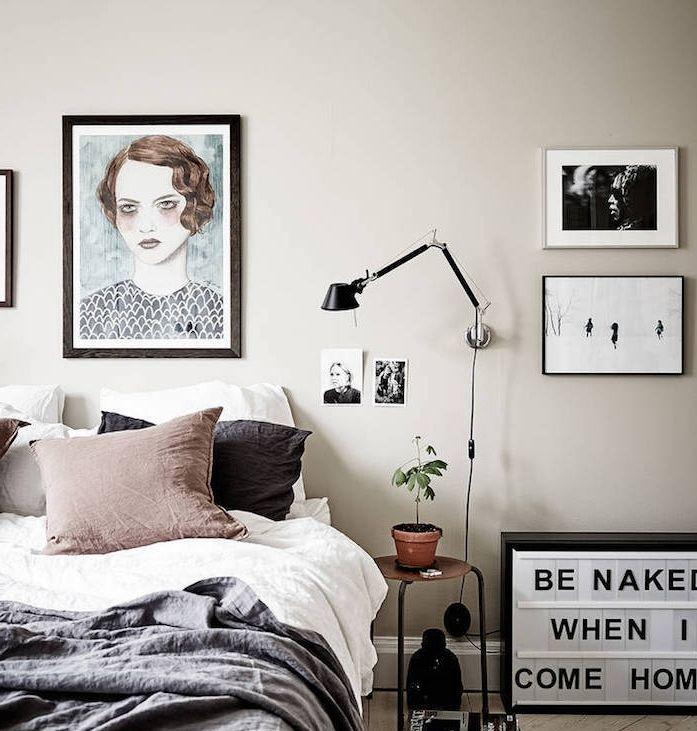 les 25 meilleures id es de la cat gorie couleur grege sur pinterest couleurs de peinture gr ge. Black Bedroom Furniture Sets. Home Design Ideas