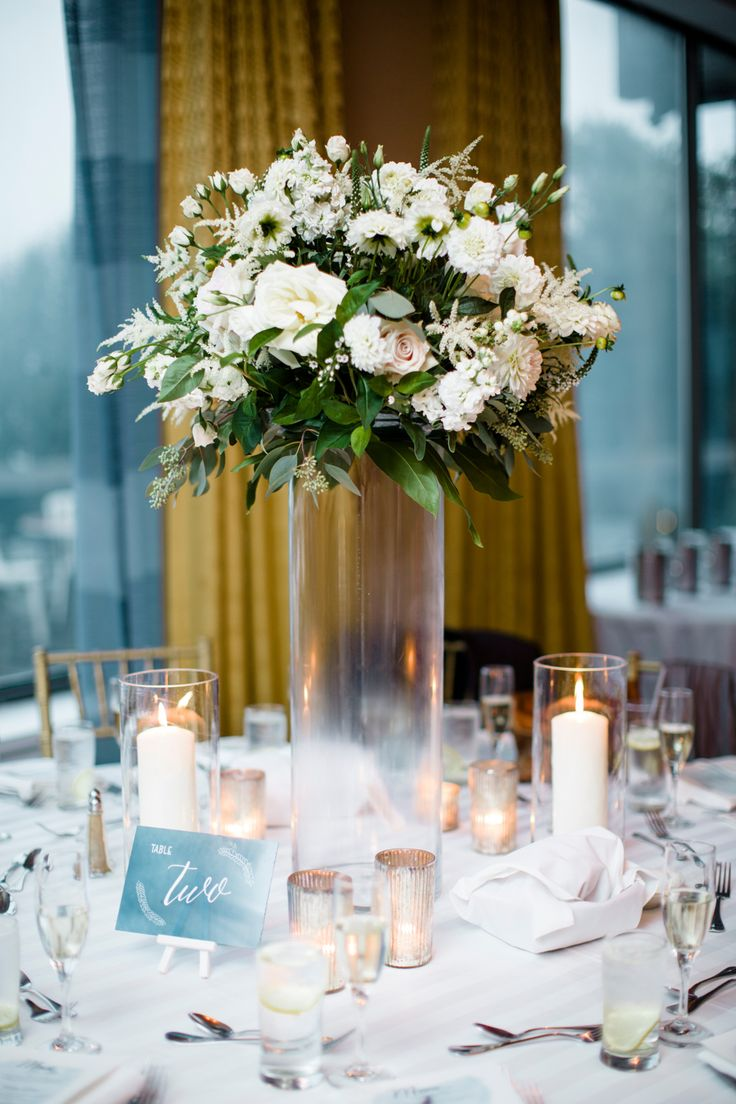 Photography : Betsi Ewing Photography | Wedding Venue : Gurneys Montauk Resort And Spa | Floral Design : Sag Harbor Florist  Read More on SMP: http://www.stylemepretty.com/new-york-weddings/montauk/2015/05/29/elegant-montauk-wedding/