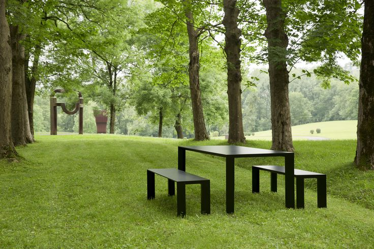 Time. Light. Space. Trees. Breeze. Enjoy! STUA is for this Summer. www.stua.com