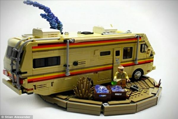   Breaking Bad Playset Causes Outrage