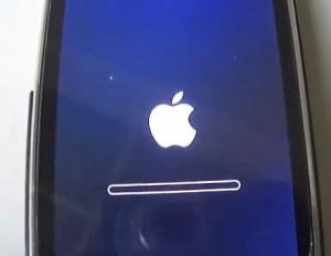 J'ai un iphone 3G et il s'est bloqué ..