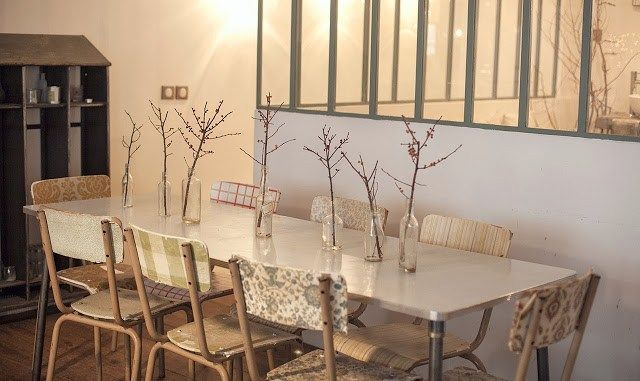 Deco Recup Le Loft Inventif De Zoe De Las Cases Deco Recup Deco Decoration Salle A Manger
