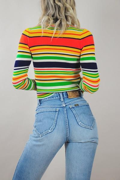 70's Lee Perfect Fade Jeans