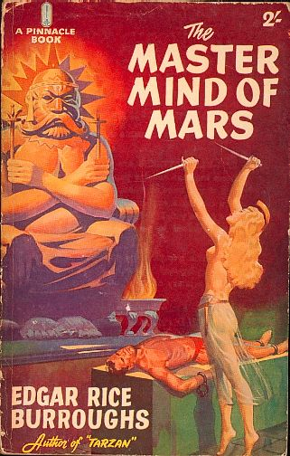 Edgar Rice Burroughs Mars Books
