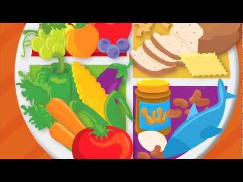 This fast-paced and entertaining program conforms with the newest USDA Dietary Guidelines for Americans, released in January, 2011. Viewers learn about MyPlate, the latest visual representation of what—and how much—we should eat at one sitting. Program identifies the five food groups (fruits, grains, vegetables, protein and dairy) and shares valuable details about how young students can make nutrient-rich choices for each food group.